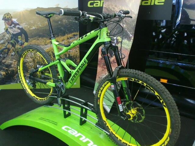 Le Fantomas Bike, il est vert