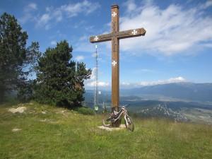 La croix du FouRide