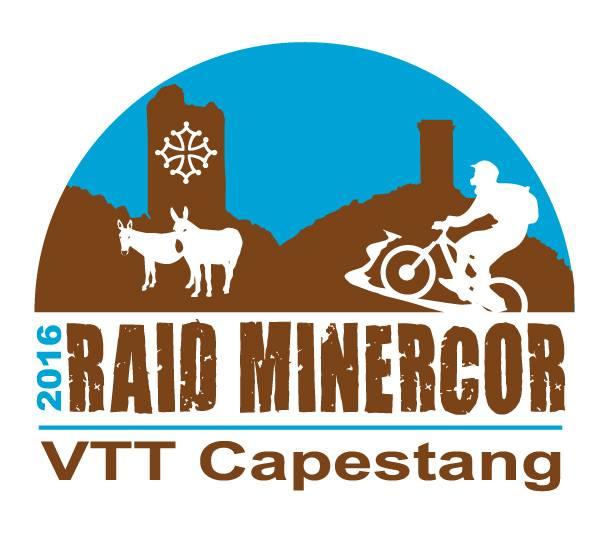Logo Raid Vtt Minercor 2016