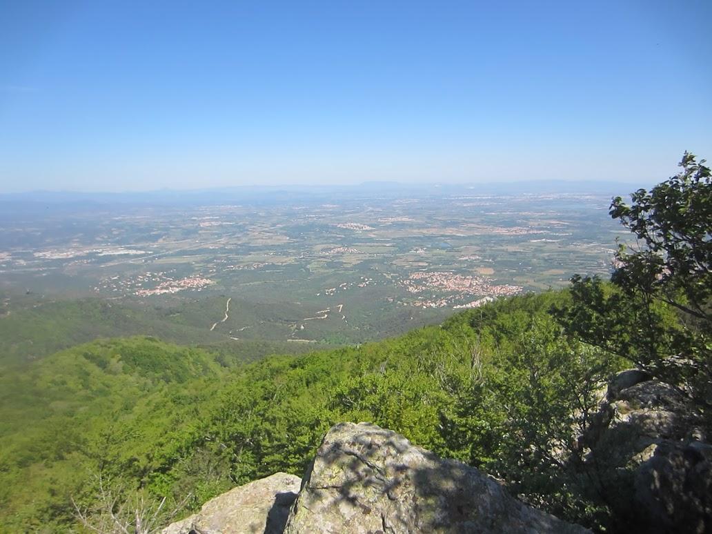 La plaine de Perpignan